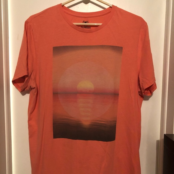 Express Other - Express graphic tee